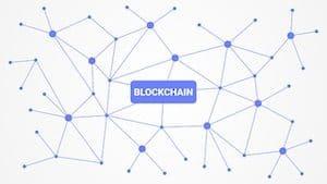 Blockchain Symbolbild
