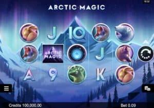 Arctic Magic Slot Screenshot