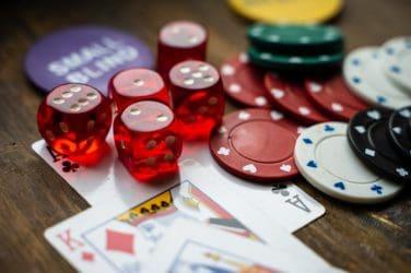 Glücksspiel Symbolbild
