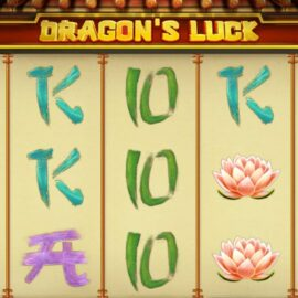 DRAGON'S LUCK SLOT REVIEW