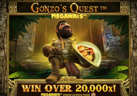 GONZO'S QUEST MEGAWAYS SLOT REVIEW