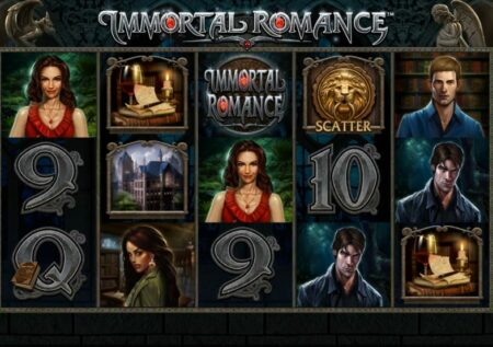 IMMORTAL ROMANCE SLOT REVIEW