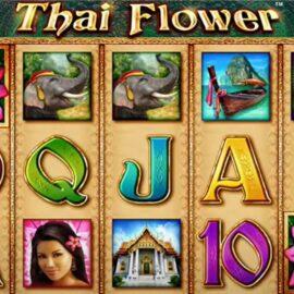 THAI FLOWER SLOT REVIEW