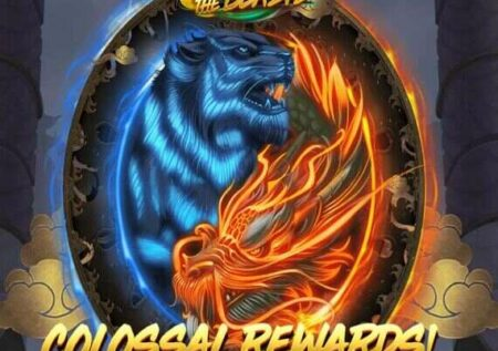CLASH OF THE BEASTS SLOT REVIEW