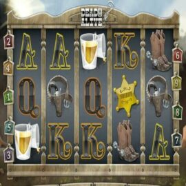 DEAD OR ALIVE SLOT REVIEW