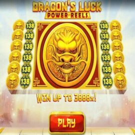 DRAGON'S LUCK STACKS SLOT REVIEW