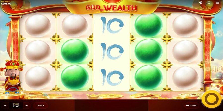 God of Wealth slot