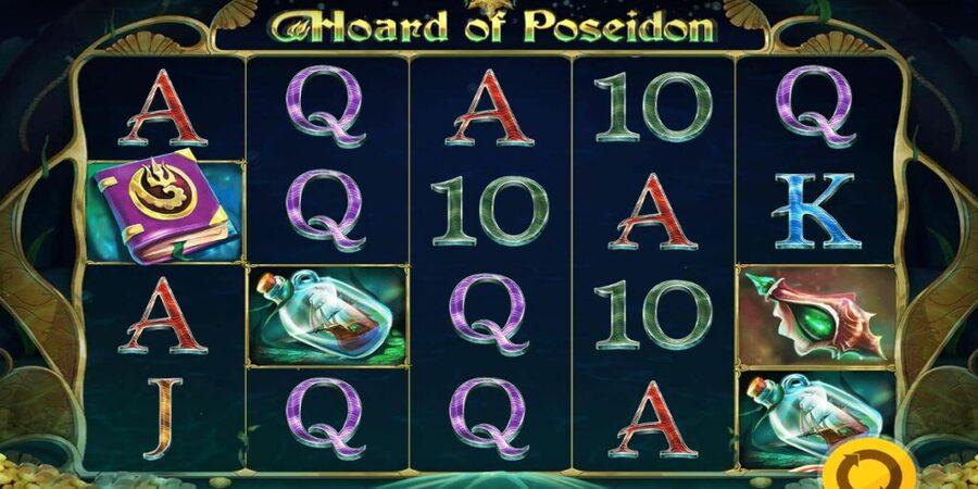 Hoard of Poseidon slot