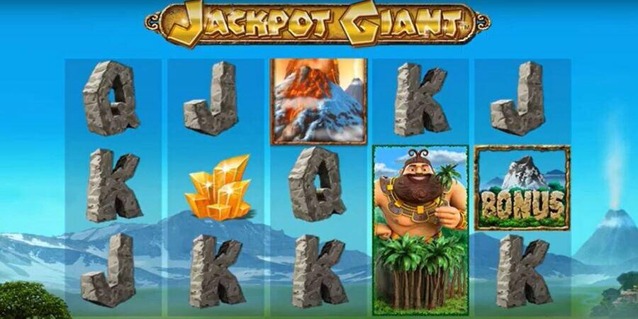 Jackpot Giant Playtech