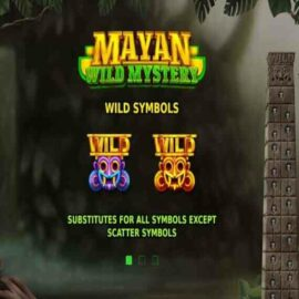 MAYAN WILD MYSTERY REVIEW