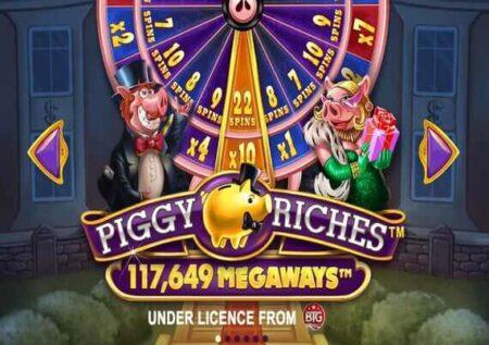 PIGGY RICHES MEGAWAYS SLOT REVIEW