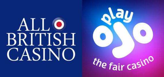 ALL BRITISH CASINO VS PLAYOJO CASINO