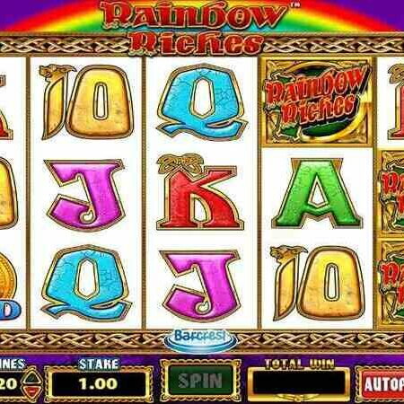 RAINBOW RICHES CHEATS AND TIPS