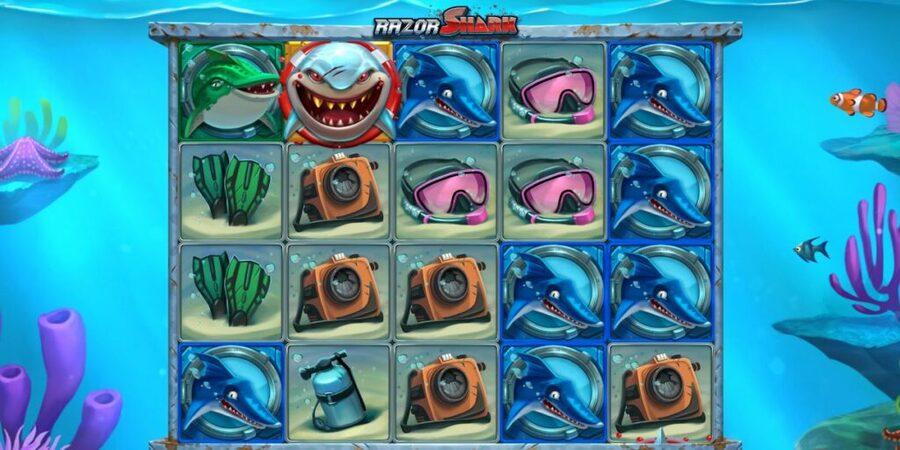 Push Gaming (Razor Shark)