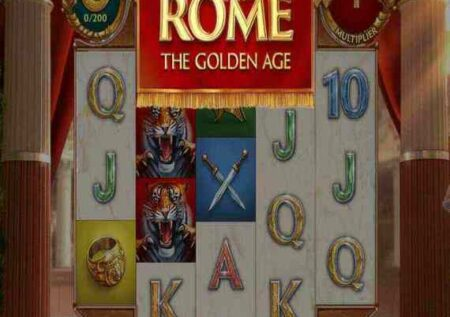 ROME: THE GOLDEN AGE SLOT REVIEW