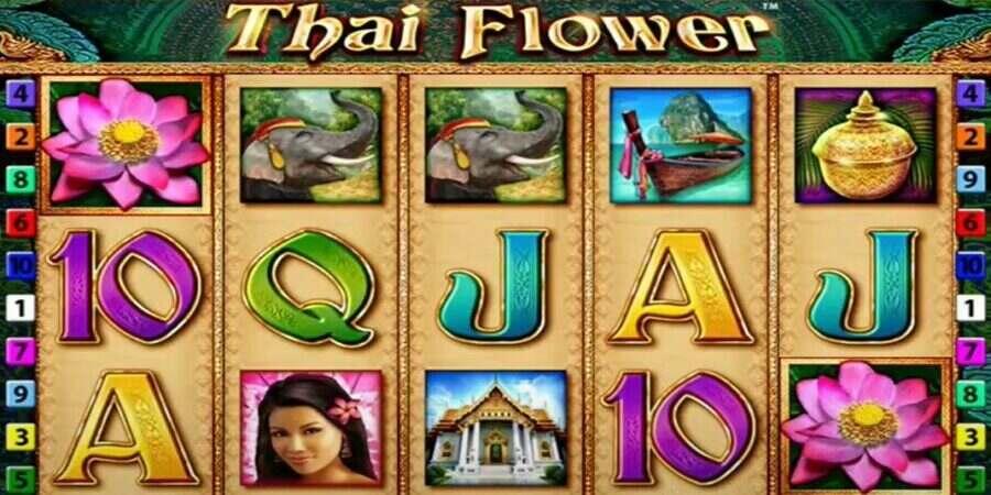 Thai Flower Megaways