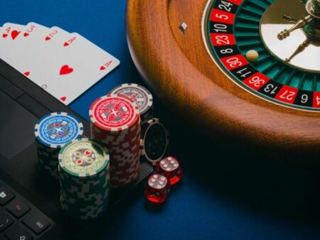 THE UK GOVERNMENT'S REVIEW OF GAMBLING
