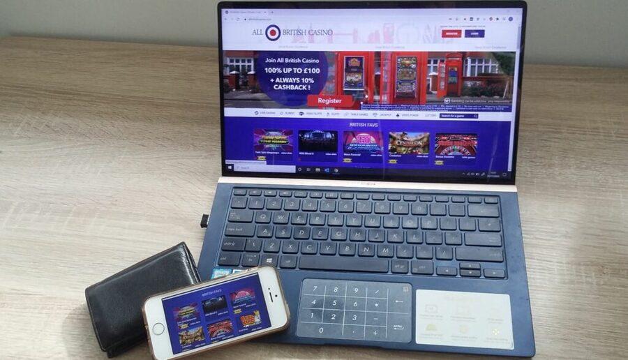 desktop vs new mobile slots