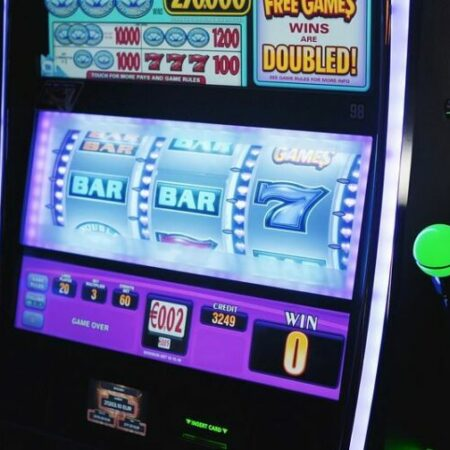 SLOT MACHINES SET TO BE TARGETED UNDER GAMBLING ACT REVIEW
