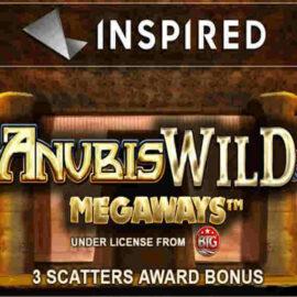 ANUBIS WILD MEGAWAYS SLOT REVIEW