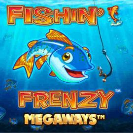FISHIN' FRENZY MEGAWAYS SLOT REVIEW