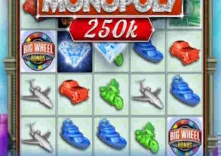 MONOPOLY 250K SLOT REVIEW