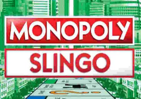 MONOPOLY SLINGO SLOT REVIEW