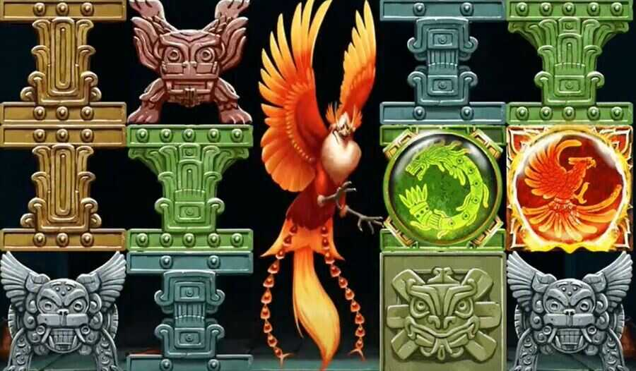 Secrets of the Phoenix slot with no wagering requirements