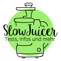 Logo Slow Juicer Test