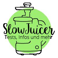 Logo Slow Juicer Test
