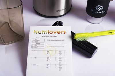 Slow Juicer Nutrilovers