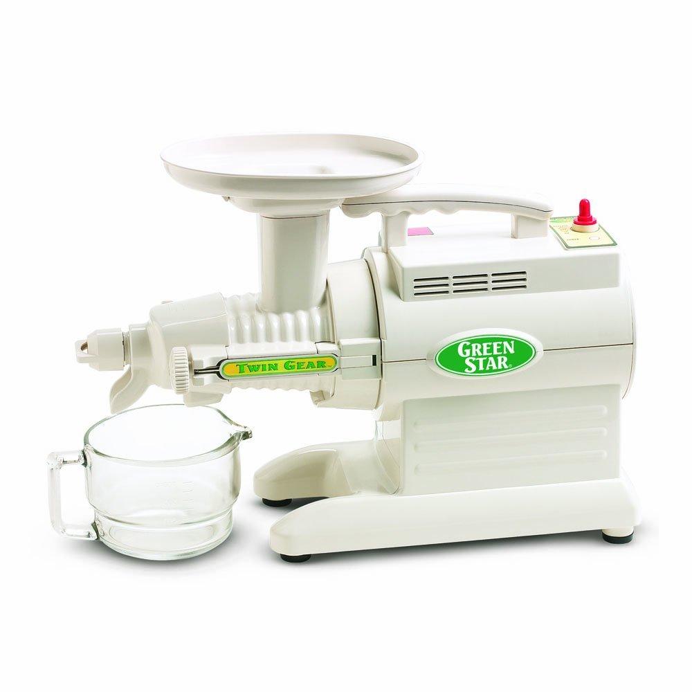 Slow Juicer Green Star Saftpresse GS 1000 - Entsafter