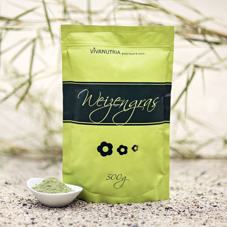 Vivanutria Weizengras - Slow Juicer