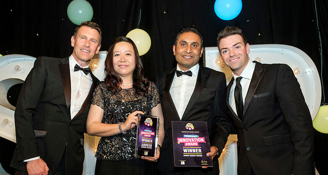 ThinkSmart Innovation Award winners