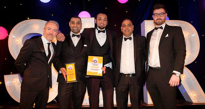 SLR Rewards 2018 Confectionery Retailer of the Year