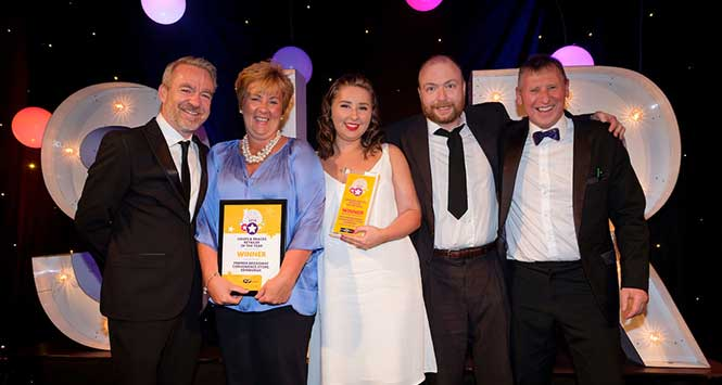 SLR Rewards 2018 Crisps and Snacks Retailer of the Year