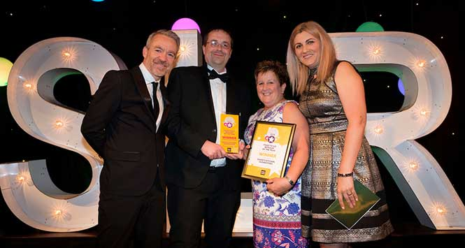 SLR Rewards 2018 Food to Go Retailer of the Year