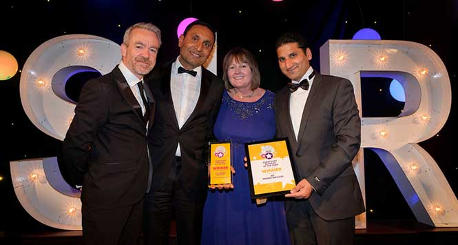 SLR Rewards 2018 Forecourt Retailer of the Year