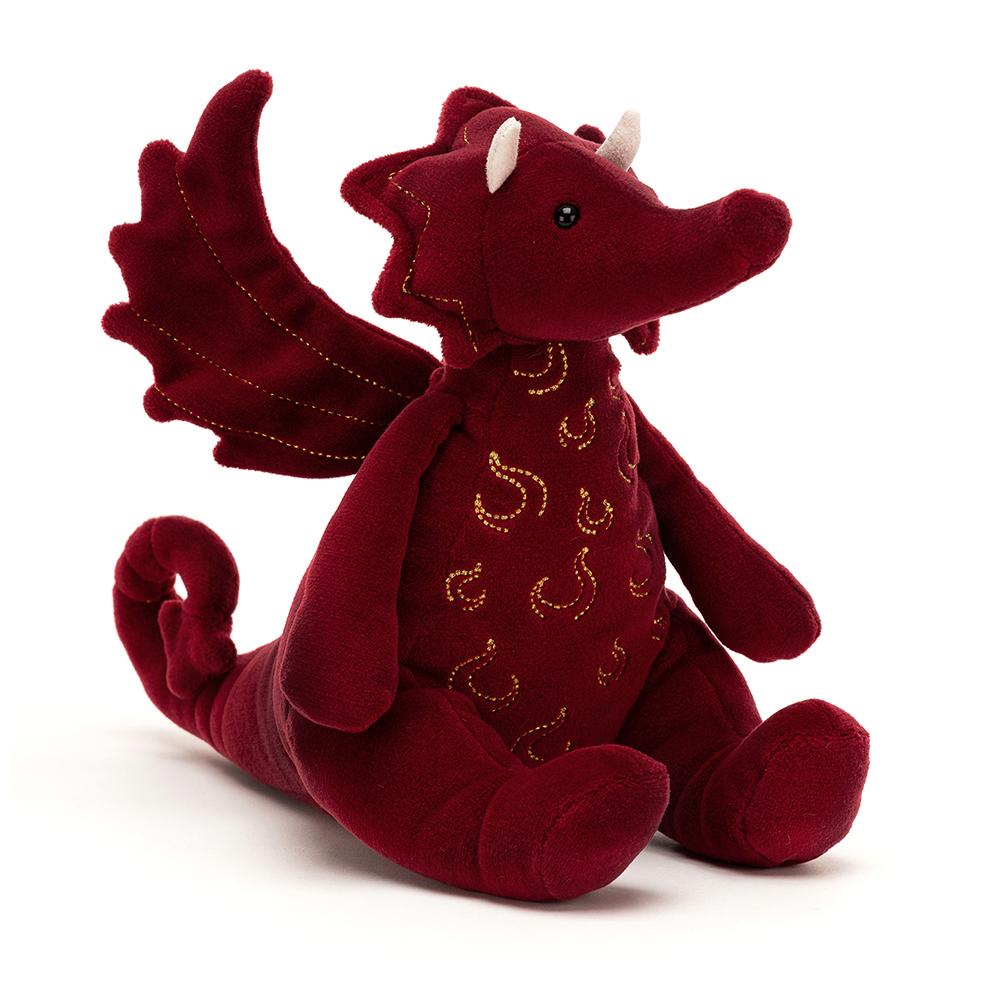 Gosedjurs Draken Ruby
