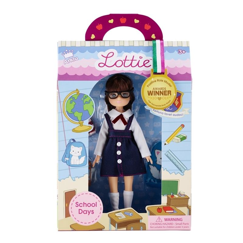 School days with Lottie Dockan