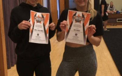 Coach Jade and Dani Get Their Qualifications