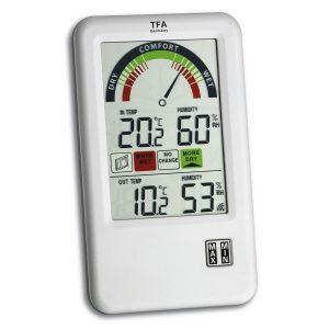 Termo-/hygrometer