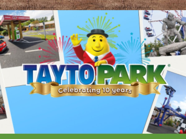 Day Trip to Tayto Park SML TAXIS