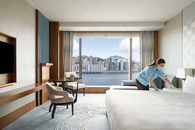 hotellstädning