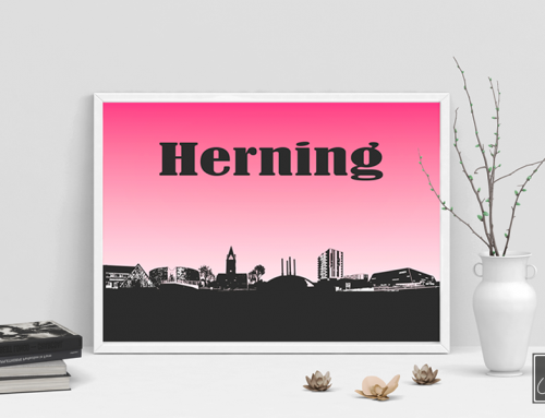 Herning City pink