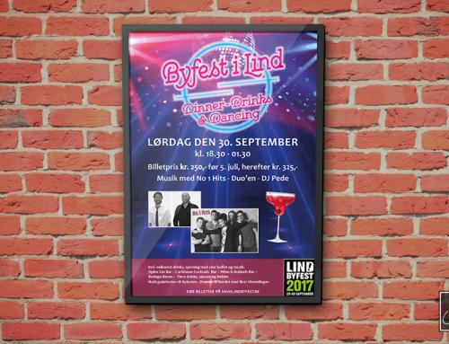 Byfest plakat