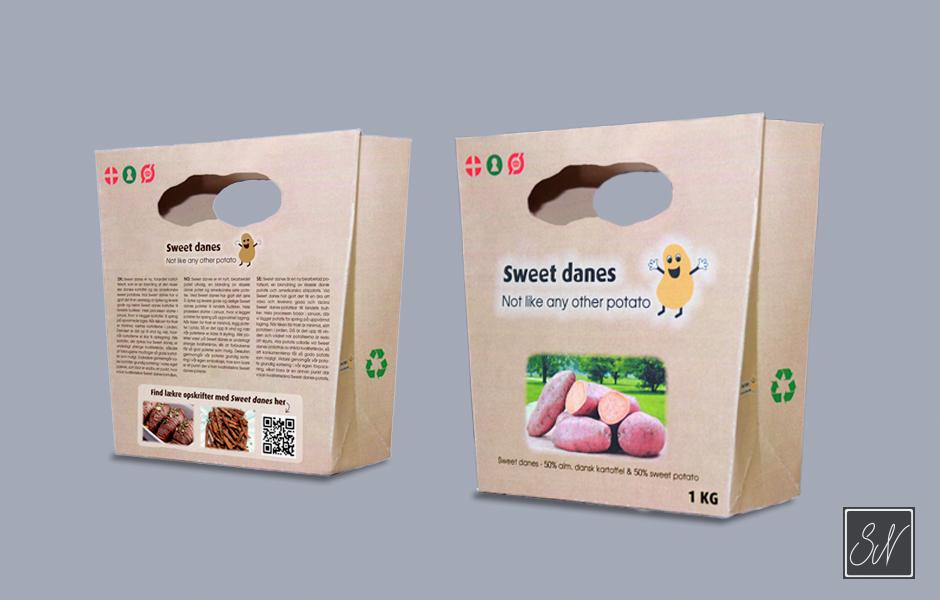Kartoffel Emballage SN mediegrafiker