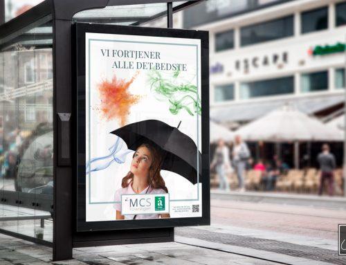 MCS plakat