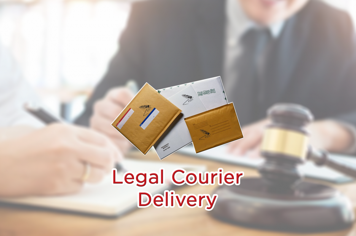 Legal Courier Delivery