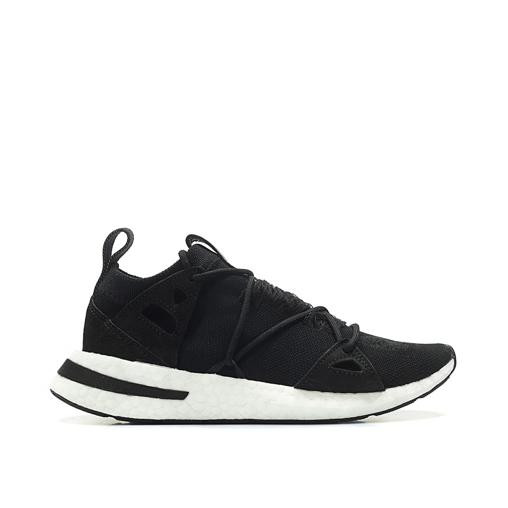 adidas consortium x naked arkyn boost w core black white